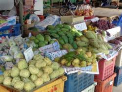 Thapong Fruit Market
