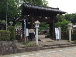 Serada Toshogu Shrine