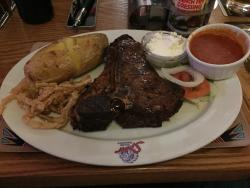 Indiana Spur Steak Ranch