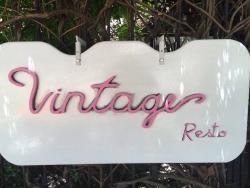 vintage resto