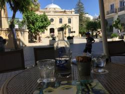 Indigo Καφέ