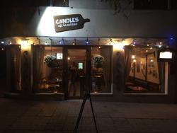 Candles Cafe, Bar and Dinner