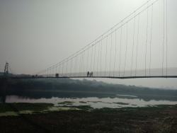 Julto Pul Hanging Bridge