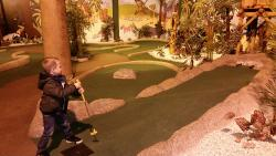 Paradise Island Adventure Golf Glasgow