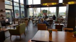 Esquires Coffee Shop