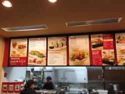 Sarku Japan Teriyaki & Sushi Express