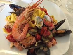 Hotel Al Brunale Restaurant