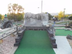 Adventure Miniature Golf & Batting Cages