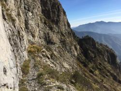 Sentiero degli Alpini