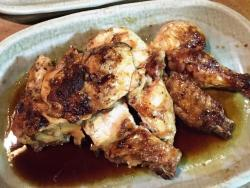 Grilled Chicken Ginneko