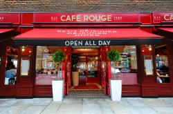 Cafe Rouge Salisbury
