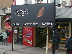 Hallets the Bakers