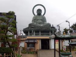 Patung Buddha Takaoka