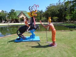 Sunthorn Phu Monument