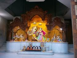 ISKCON Aravade, Sri Sri Radha Gopal Temple
