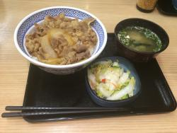 吉野家 赤塚パーキングエリア店