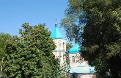 Holy Tikhvinskiy Monastery