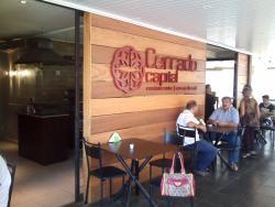 Restaurante Cerrado Capital