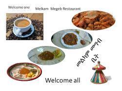 Melkam Megeb Restaurant