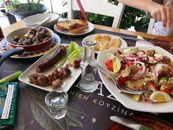 Parasia Restaurant