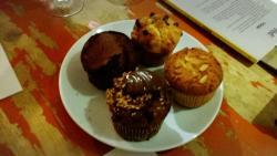 4 amici e i muffins