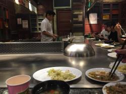 Gu Lin Teppanyaki Restaurant