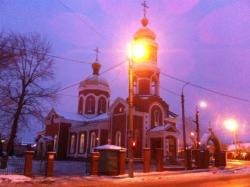 Church of Seraphim Sarovsky
