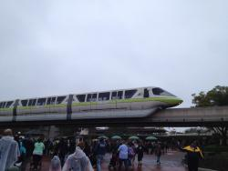 Walt Disney World Resort Monorail