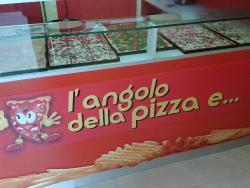L'angolo della pizza e..