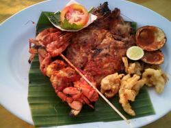 Furama Cafe Seafood - Jimbaran Bay