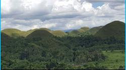 "Awesome Bohol, Chocolate Hills, Cute Tarsier and The Buzz Cafè Organic Food"""