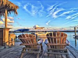 Relax at Snug Harbor