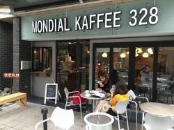 Mondial Kaffee 328