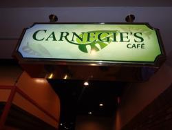 Carnegie's Cafe