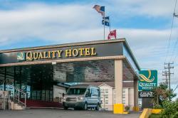 Quality Hotel Dorval Aeroport
