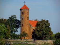 Castle in Inowlodz