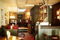 Cafe Rouge Brighton Lanes