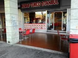 Kebab Turco Istambul