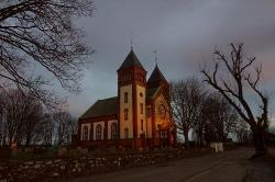 Slagen kirke