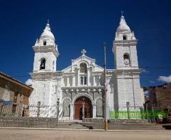 Iglesia Santa Fe de Jauja