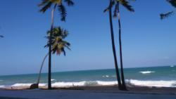 Cruz das Almas Beach