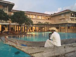 Impressive hotel stay at Ahungalle Heritance hotel in Sri Lanka