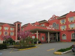 Pacific Inn Resort and Conference Centre