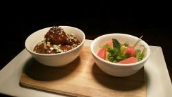 Vietnamese Beef Balls & Pickled Salad