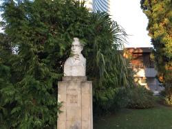 A.S. Pushkin Monument