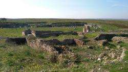 SCAVI ARCHEOLOGICI DI HERDONIA (ORDONA), FOGGIA, PUGLIA, ITALY