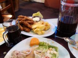 La Brisa Del Mar, Restaurante Trujillano