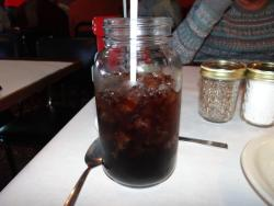 Love the soft drink glass!