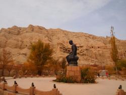 Kizil Thousand Buddha Caves (Kezi'er Qian Fo Dong)