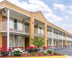 Quality Inn near Historic Downtown